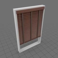 Classic window blind