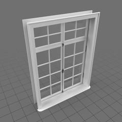 Classic closed window 4