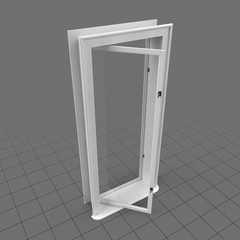 Classic open window 7