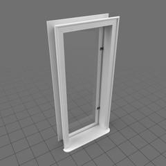 Classic closed window 1