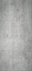 Graue Betonwand, Grauer Hintergrund, Rustikale Textur im Hochformat
