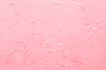 Strawberry ice cream texture background