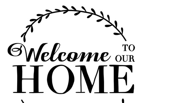 Welcome to our Home