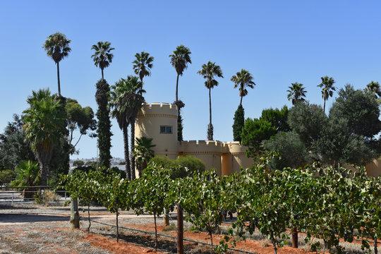 Chateau Dorrien at Tanunda, Barossa Valley, SA, South Australia, Australia