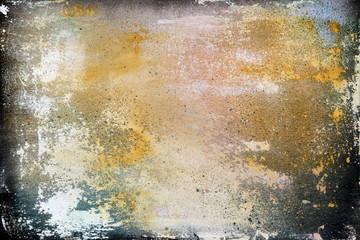 Hintergrund Textur Farbe auf Leinwand