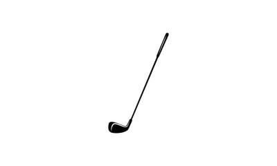 Golf stick vector