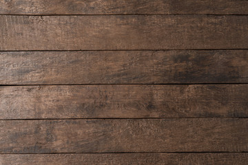 Rustic wooden background with copyspace