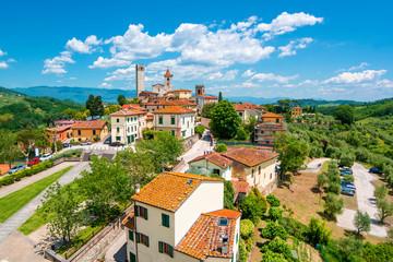 Village Serravalle Pistoiese (Italy)