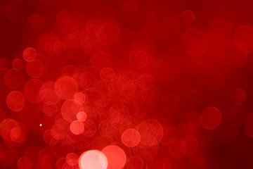 Ruby red bokeh background, red, background, love, bokeh