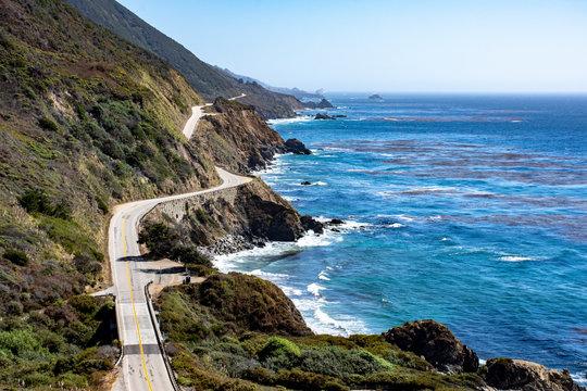 Pacific Coast Highway - Open Road