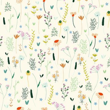 Wildflower Print Light