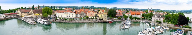 Ausflug nach Lindau am Bodensee
