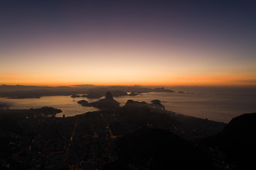 Pão de Açúcar - Rio de Janeiro - Brazil - View of the Christ