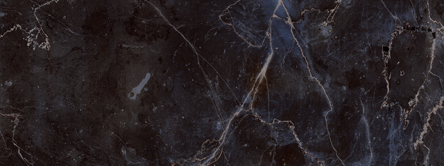 dark color marble texture, black marble background Wall mural
