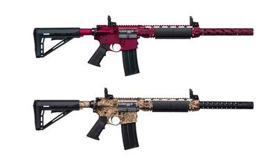 Amateur rifles