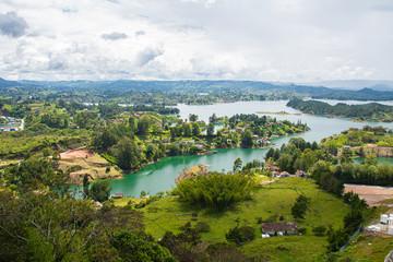 Peñol de Guatapé Antioquia Colombia
