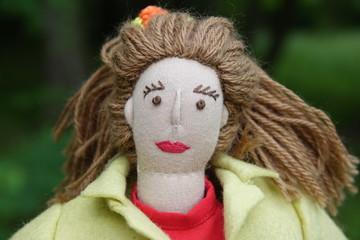 Frau Puppe