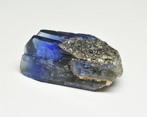 Tanzanite raw gemstone crystal