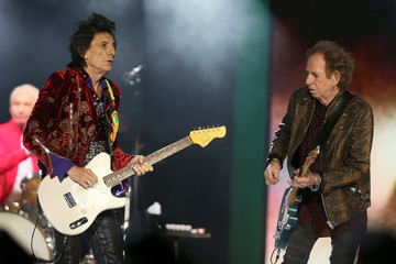 "Kick-off show of the Rolling Stones' ""No Filter"" tour at Soldier Field in Chicago"