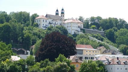 Kloster Mariahilf Passau