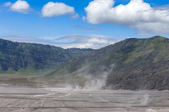 Safari tours in Bromo Tengger Semeru National Park in Indonesia