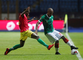 Africa Cup of Nations 2019 - Group B - Guinea v Madagascar