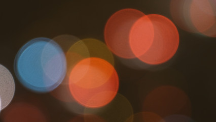 Blurred bokeh and abstract blurred light element for cover decoration or background. Royalty...