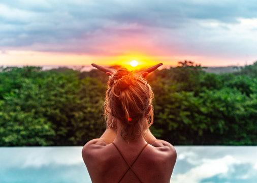 yoga sun salutation