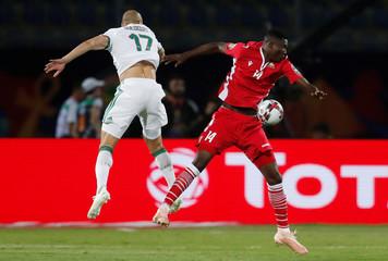 Africa Cup of Nations 2019 - Group C - Algeria v Kenya