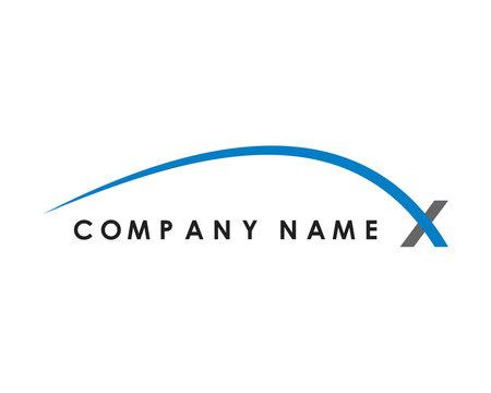 x swoosh logo 3c