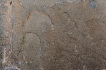 Texture black stone background cloe up