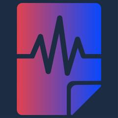 Design Audio Multimedia Musical File Format Icon