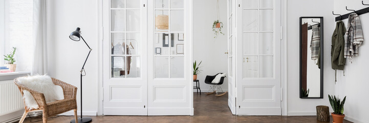 Stylish home interior Wall mural