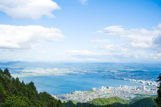 琵琶湖 風景