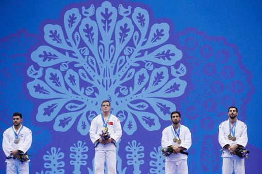 2019 European Games - Judo - Men's Middle Weight -90kg