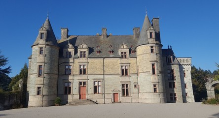 Château des Ravallets - Cotentin - Normandie