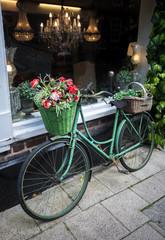 Antique Shop Bike