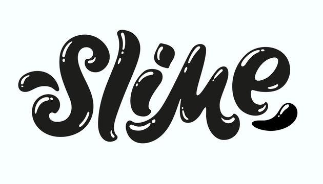 Slime word
