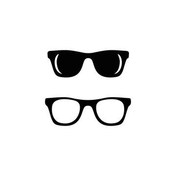 black sunglasses icon