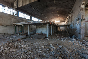 Urban exploration / Abandoned paper mill
