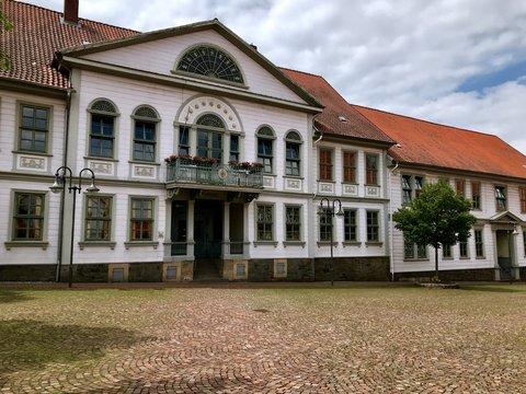 Hauptschule Neustädter Tor in Osterode am Harz (Niedersachsen)