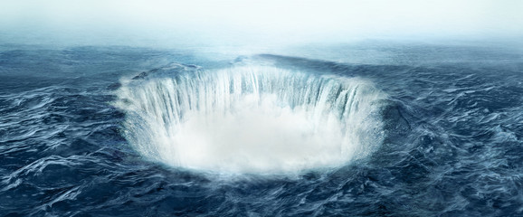 Bermuda Triangle mystery Ocean