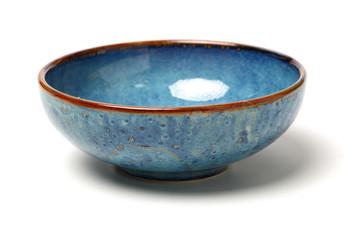 Obraz bowl of china on white background - fototapety do salonu