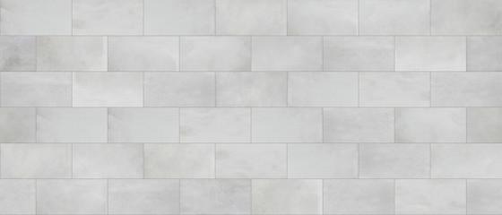 Concrete tile, cinder block wall cladding, seamless texture Wall mural