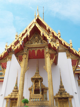 タイ王国 バンコク 王宮