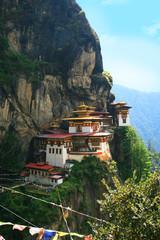 """Bhutan - Kloster """"Tigernest"""""""