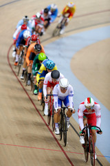 2019 European Games - Cycling - Track - Men's Scratch Race