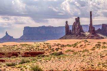 Foto op Aluminium Amazing Views of Monument Valley in Utah