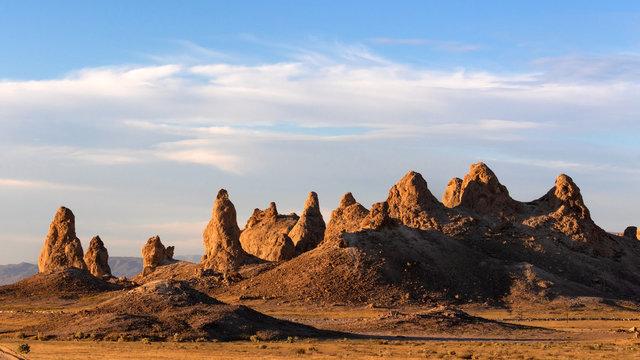 Trona Pinnacles, Trona Pinnacles, California Desert National Conservation Area