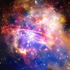 Wall Murals Nasa Galaxy and stars. The elements of this image furnished by NASA.